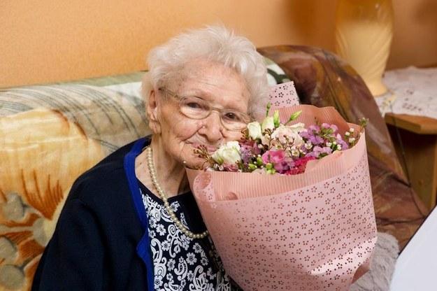 Pani Tekla urodziła się 10 czerwca 1906 r. w Krupsku /Urząd Miasta Gliwice /