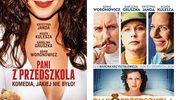 """""""Pani z przedszkola"""": Ponętna Karolina Gruszka na plakacie"""