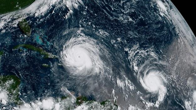 Panika i chaos na francuskich wyspach przed nadejściem huraganu Jose