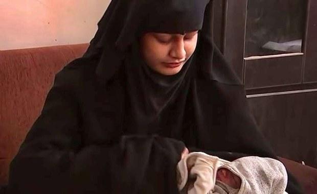 """""""Panna młoda dżihadu"""" dla syna chciała wrócić do domu. Dziecko zmarło"""