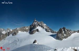 Panorama Alp w rozdzielczości 365 Gpix