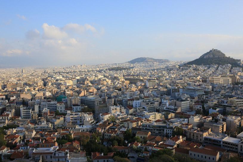 Panorama Aten /Jacek Pawlicki /East News