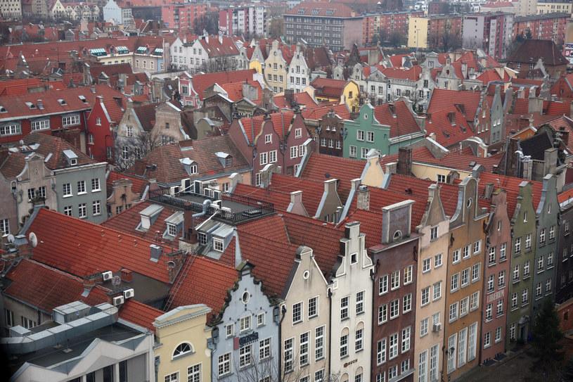Panorama Gdańska, zdj. ilustracyjne /PiotrHukalo /East News