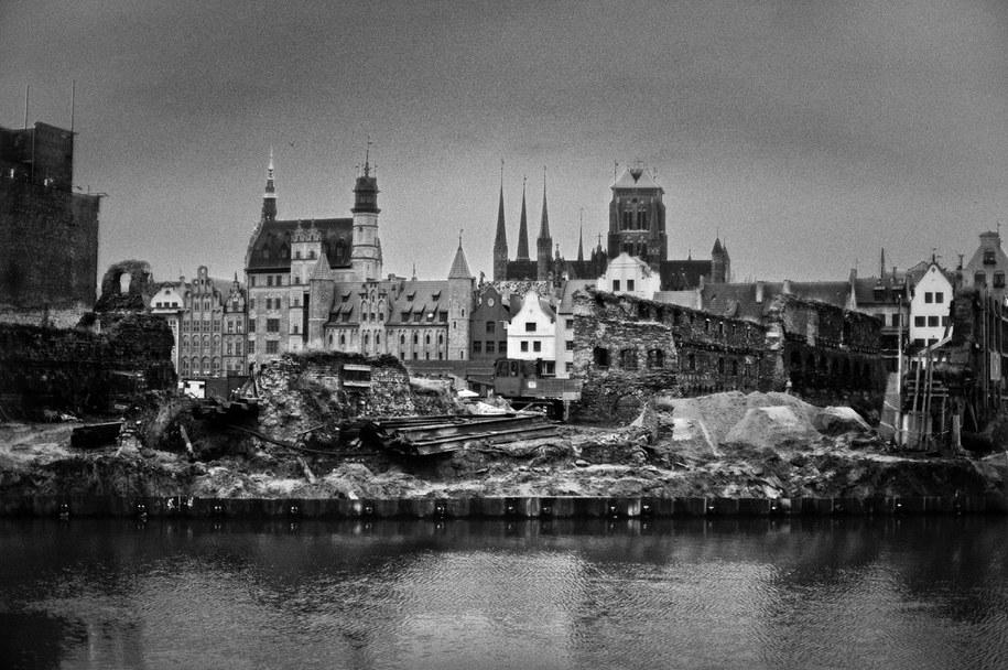 Panorama Gdańska /Bogdan Frymorgen /RMF FM