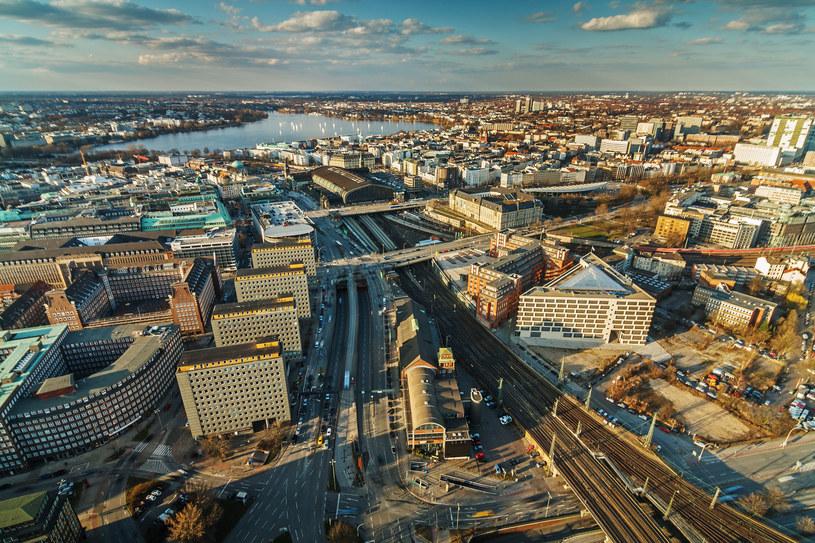 Panorama Hamburga /123RF/PICSEL
