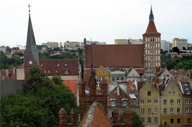 Panorama Olsztyna. Fot. KRZYSZTOF CHOJNACKI /Agencja SE/East News