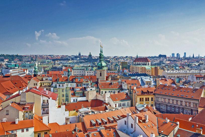 Panorama Pragi / Natalia Volkova  /123RF/PICSEL