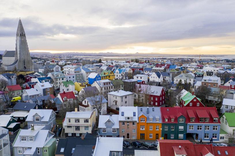 Panorama Reykjaviku /NurPhoto /Getty Images
