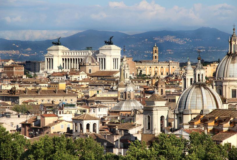 Panorama Rzymu /123RF/PICSEL