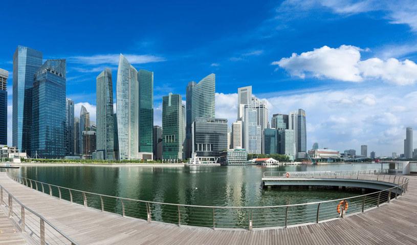 Panorama Singapuru /123RF/PICSEL
