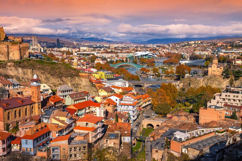 Panorama Tbilisi /123RF/PICSEL
