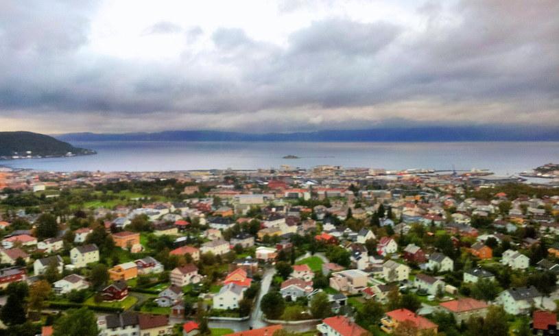Panorama Trondheim /Scoopshot / Krzysztof Ząbek /