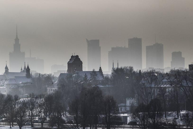 Panorama Warszawy, zdj. ilustracyjne /Wojciech Olkuśnik /East News