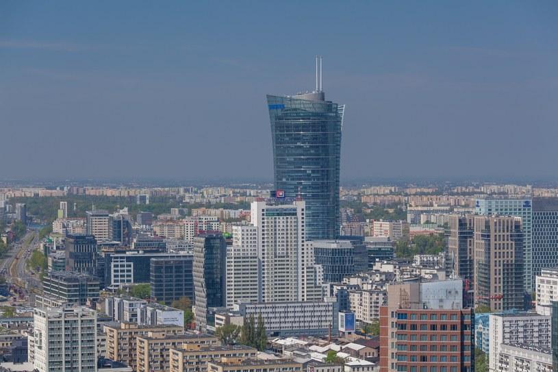 Panorama Warszawy /ARKADIUSZ ZIOLEK /East News