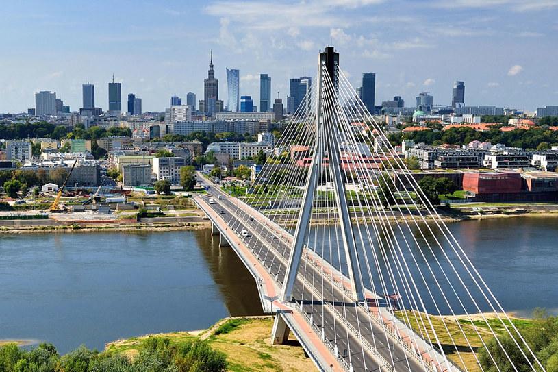 Panorama Warszawy /Picsel /123RF/PICSEL