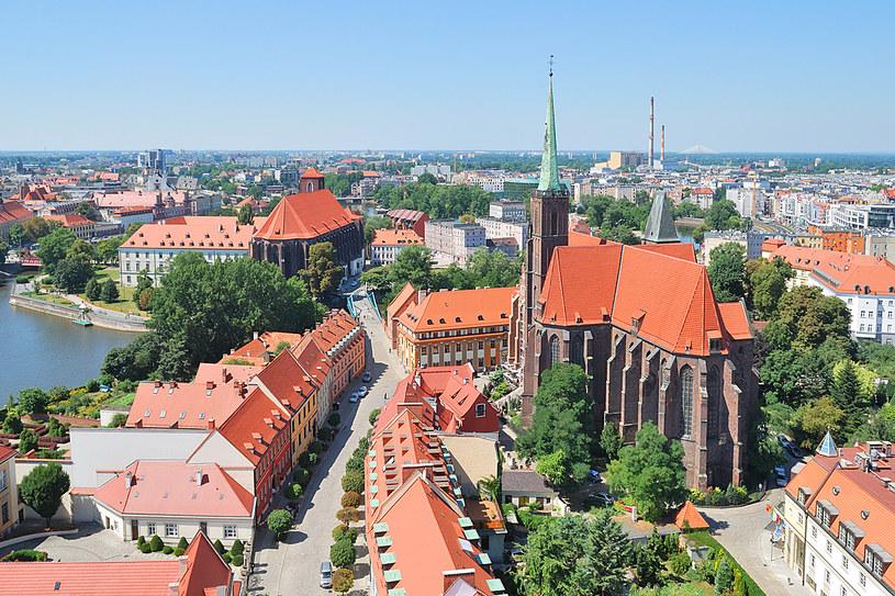 Panorama Wrocławia /123RF/PICSEL