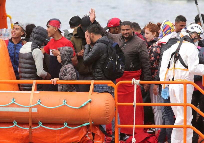 Państwa UE obawiają się powtórki kryzysu migracyjnego z lat 2015-2016 /Elvira Urquijo A. /PAP/EPA