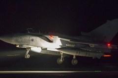 Państwa zachodnie przeprowadziły naloty na Syrię
