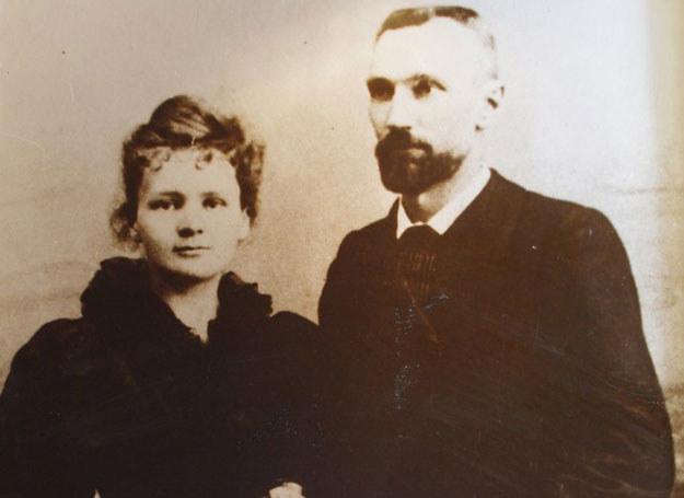 Państwo Curie pracowali razem/ot. Marek Bazak /East News