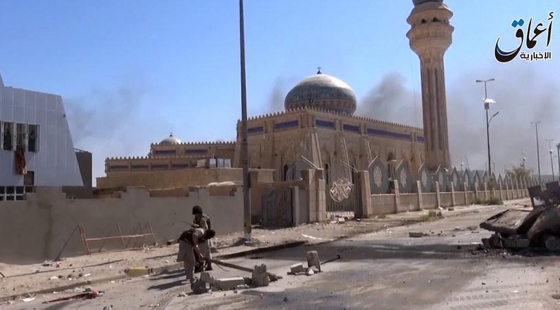 Państwo Islamskie przejęło kontrolę nad Ramadi /AFP