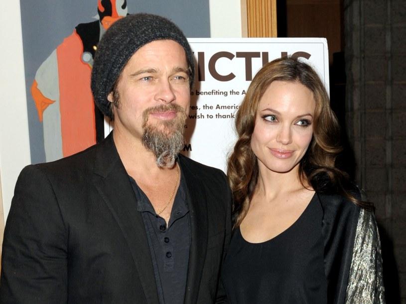 Państwo Jolie-Pitt padli ofiarą zemsty.  /Getty Images/Flash Press Media