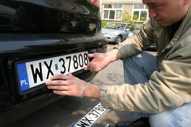 Państwo najpierw auta zarejestrowało. A potem... / Fot: Stefan Maszewski /Reporter