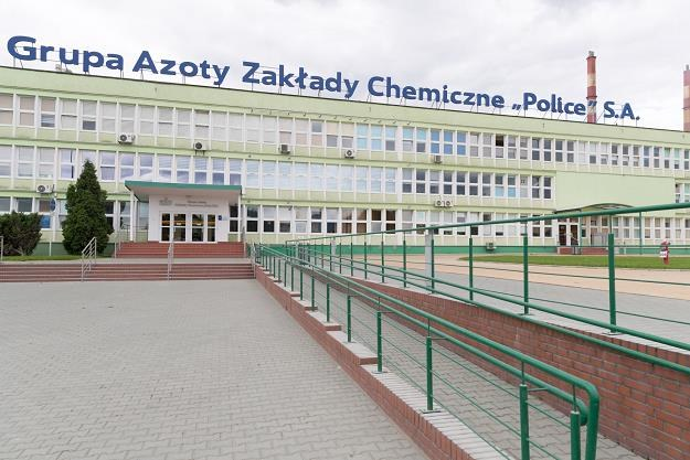 Państwo wesprze zakłady Police. Fot. Robert Stachnik /Reporter