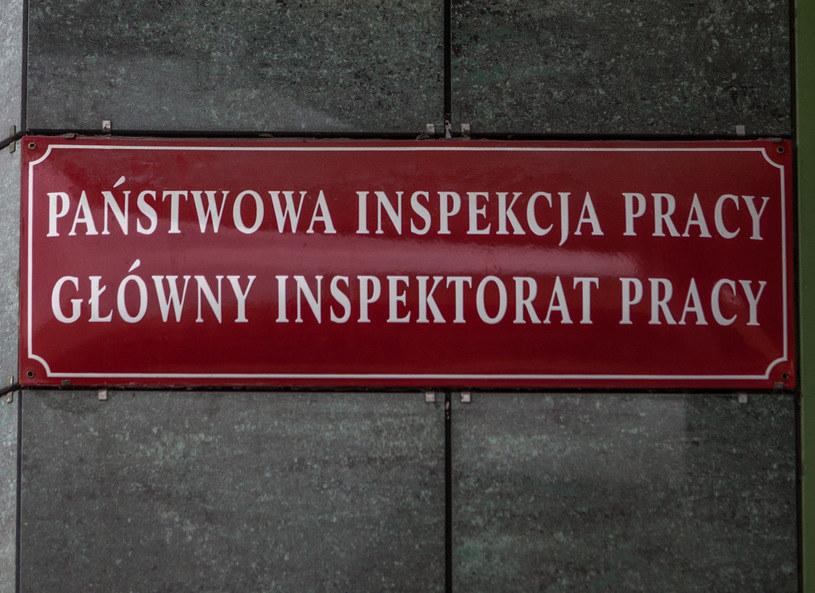 Państwowa Inspekcja Pracy /Adam Burakowski /Reporter