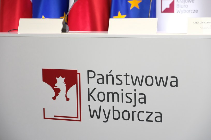 Państwowa Komisja Wyborcza; zdj. ilustracyjne /Mateusz Grochocki/East News /East News