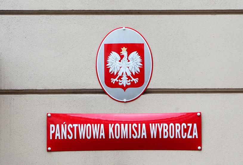 Państwowa Komisja Wyborcza /STANISLAW KOWALCZUK /East News