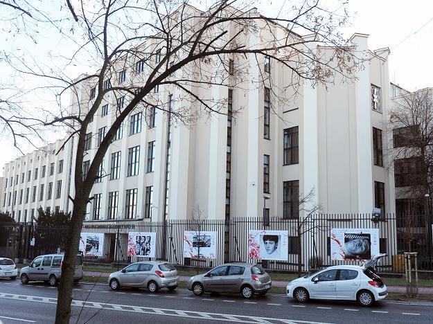 Państwowa Wytwónia Papierów Wartościowych, siedziba w Warszawie. Fot. Jan Bielecki /Agencja SE/East News