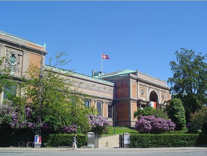 Państwowe Muzeum Sztuki w Kopenhadze /źródło: Wikimedia Commons /