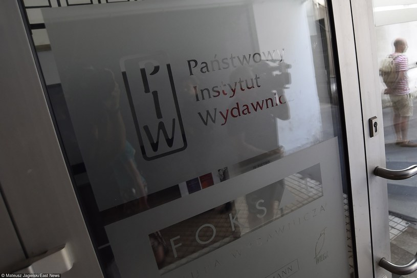 Państwowy Instytut Wydawniczy zostanie przekształcony w narodową instytucję kultury /Mateusz Jagielski /East News