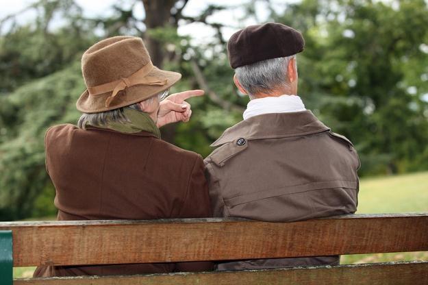 Państwu przypisujemy część winy za własne porażki, ot chociażby za wysokość emerytury /© Panthermedia
