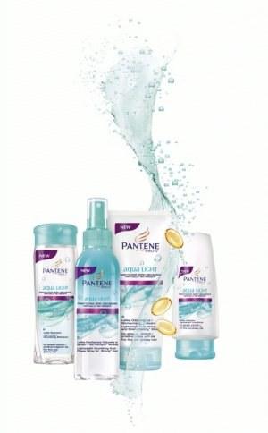 Pantene  /materiały promocyjne