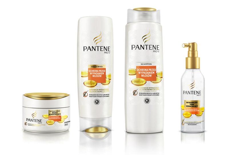 Pantene Pro-V Ochrona Przed Wypadaniem Włosów /materiały prasowe