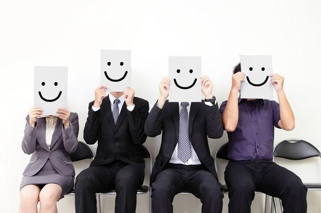 Panuje ogólna zasada, że do pracy w dużej organizacji bardziej stworzone są osoby silnie ukierunkowane na sukces /123RF/PICSEL