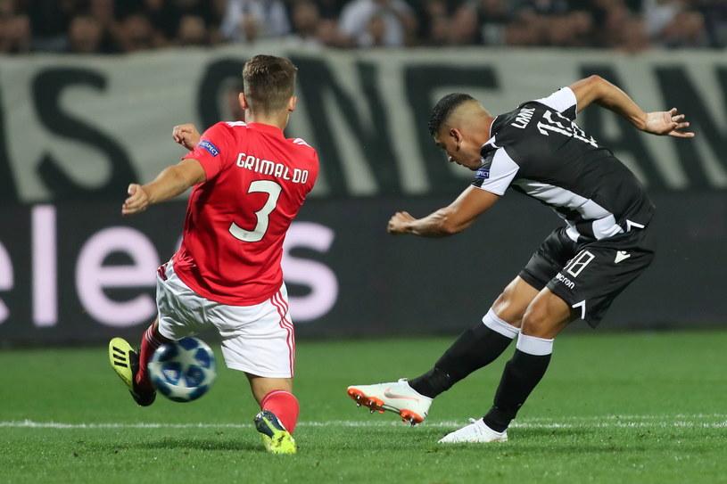 PAOK - Benfica /PAP/EPA