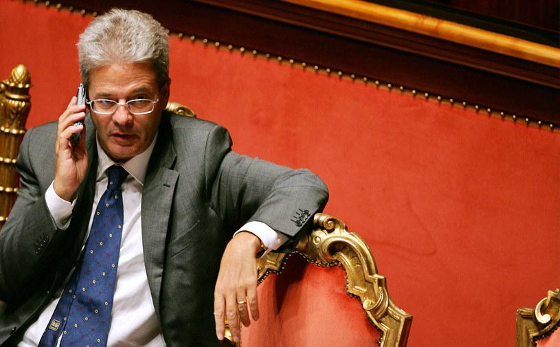 Paolo Gentiloni /AFP
