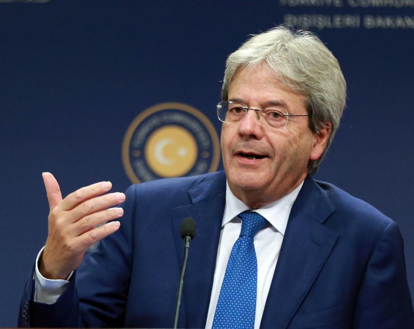 Paolo Gentiloni /ADEM ALTAN / /AFP