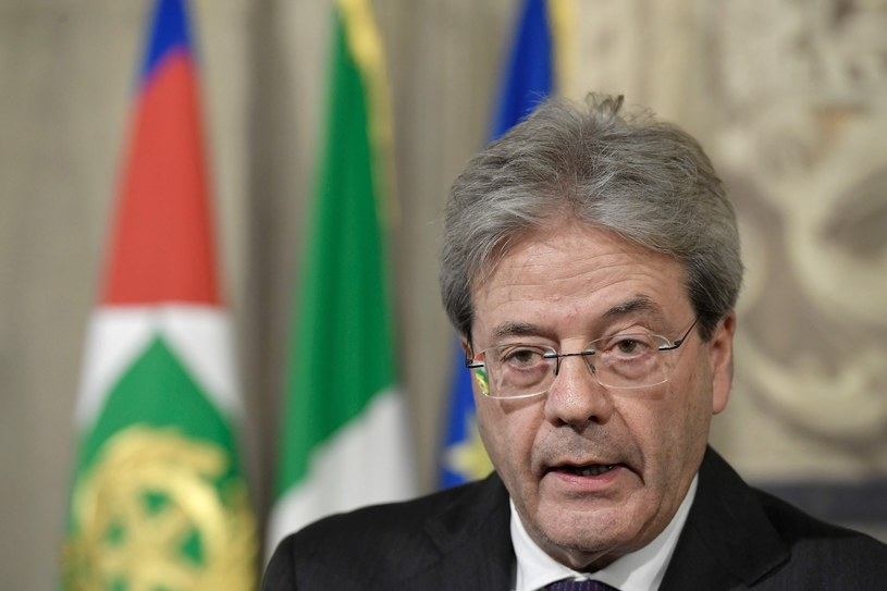 Paolo Gentiloni /TIZIANA FABI /East News