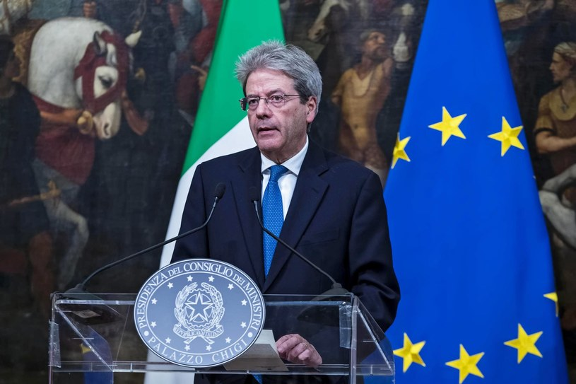 Paolo Gentiloni /ANGELO CARCONI /PAP/EPA
