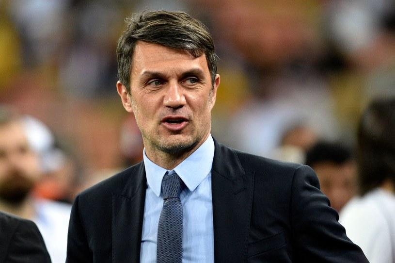 Paolo Maldini /FAYEZ NURELDINE /AFP