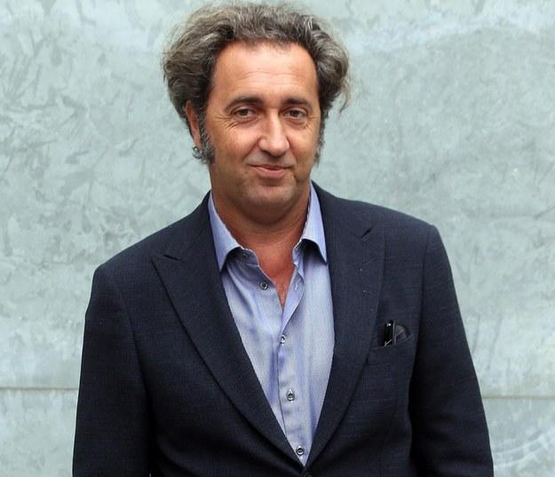 Paolo Sorrentino - jeden z reżyserów, którzy powalczą o Złotą Palmę /PAP/EPA/MATTEO BAZZI /PAP/EPA