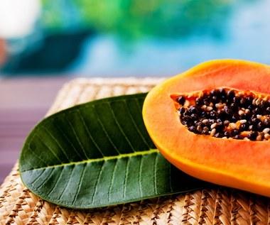 Papaja - źródło cennych właściwości