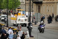 Papamobile przejechał ulicami Warszawy