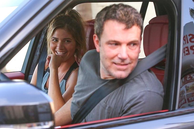 Paparazzi przyłapali ich w samochodzi /Agencja FORUM