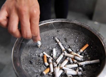 Papieros zakopuje dopaminowy i adrenalinowy dołek, wykopany przez.... poprzedniego papierosa /AFP