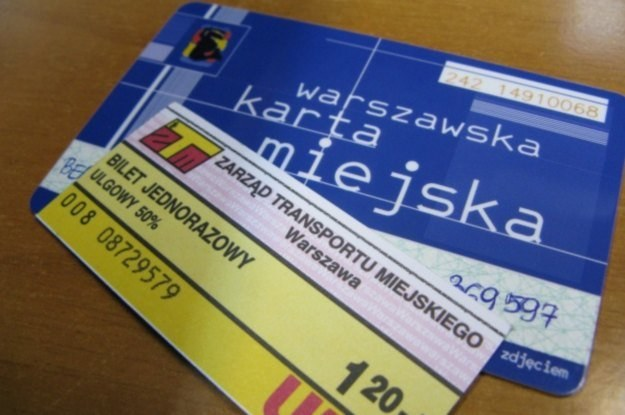 Papierowe bilety powinny z czasem odejść w niepamięć /vbeta