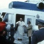 Papieski śmigłowiec wraca po remoncie